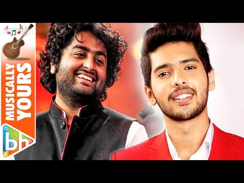 I Am Not As Shaant As Arijit Singh | Armaan Malik