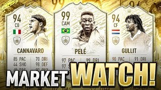 ONES TO WATCH & TWITCH PRIME PACKS COMING!! MARKET WATCH! FIFA 20 Ultimate Team