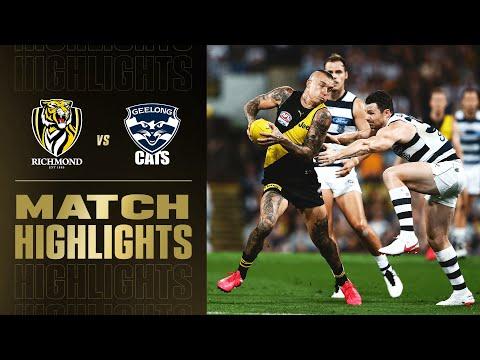 Richmond v Geelong Highlights | 2020 Toyota AFL Grand Final | AFL