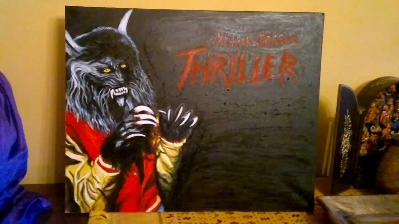 Michael Jackson s Thriller Werewolf Picture 2 YouTube