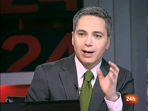 Entrevista a Frederick Forsyth en La Noche en 24 Horas - www.sanchezreinaldo.com