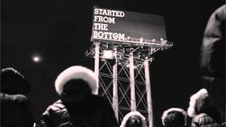 Drake - Started From The Bottom Instrumental (Download)