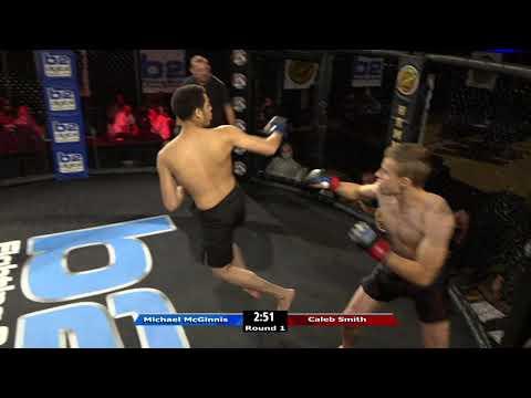HRMMA 116 Fight 3 Caleb Smith vs Michael McGinnis 145 Ammy