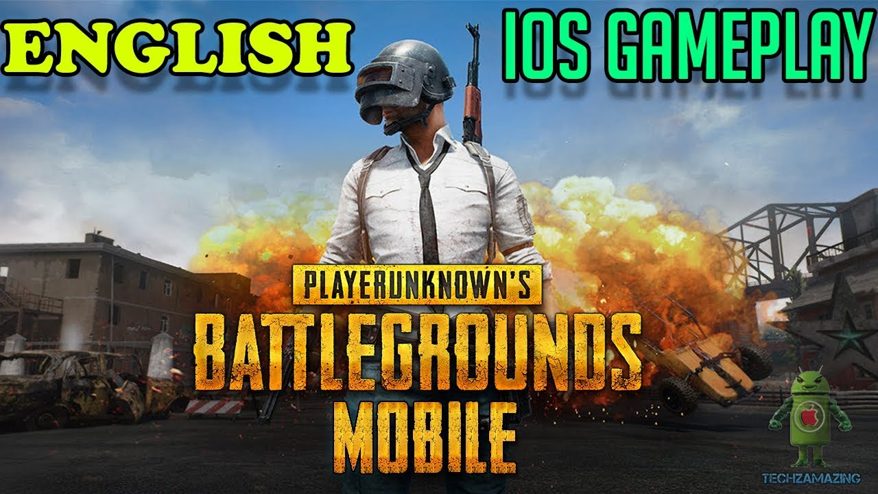 PlayerUnknown's Battlegrounds now available on iPhone and