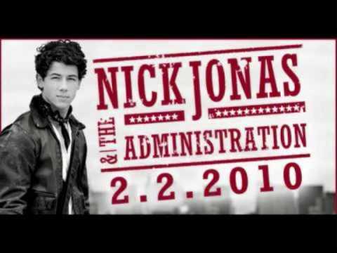 Album Songs Nick Jonas &The Administration