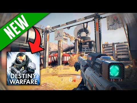"DESTINY WARFARE, PRIMER GAMEPLAY!№Ÿ""Ѕ ТПMEJOR SHOOTER 2018? 