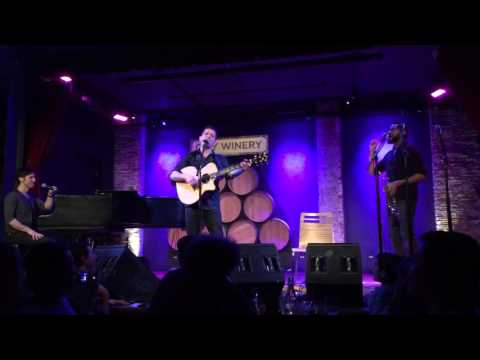 O.A.R. (Of a Revolution) Marc Roberge and Friends Poker City Winery 1/03/2016