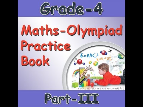 online Math Olympiad Practice book class fourth