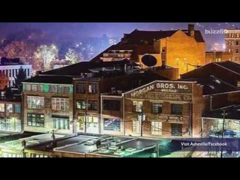 Asheville North Carolina Named Top U.S. Destination of 2017