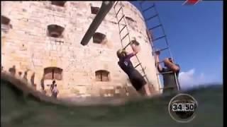 Fort Boyard 2011 france игра 2 (с русским переводом)