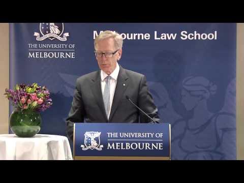2014 Harold Ford Memorial Lecture - Justice Hayne AC