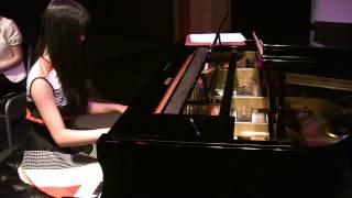 Misa Minh Piano Concert June 2013 including Chopstick 4 hands Piano Duet.