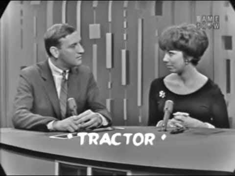 PASSWORD 1964-04-02 Georgia Brown & Jack Carter