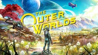 The Outer Worlds (русские субтитры) на XBOX ONE X Глава 6. Следуя плану Финеаса