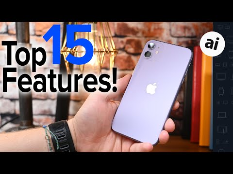 Top 15 Features Of IPhone 11!