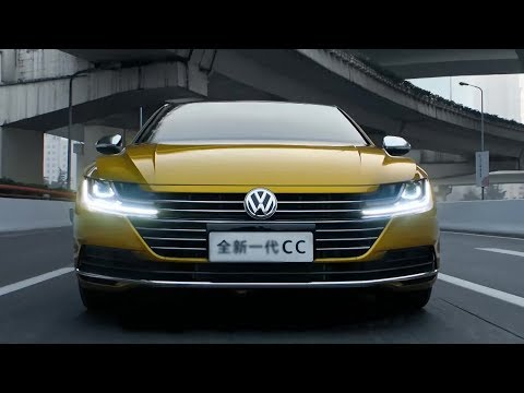 Volkswagen CC 2019