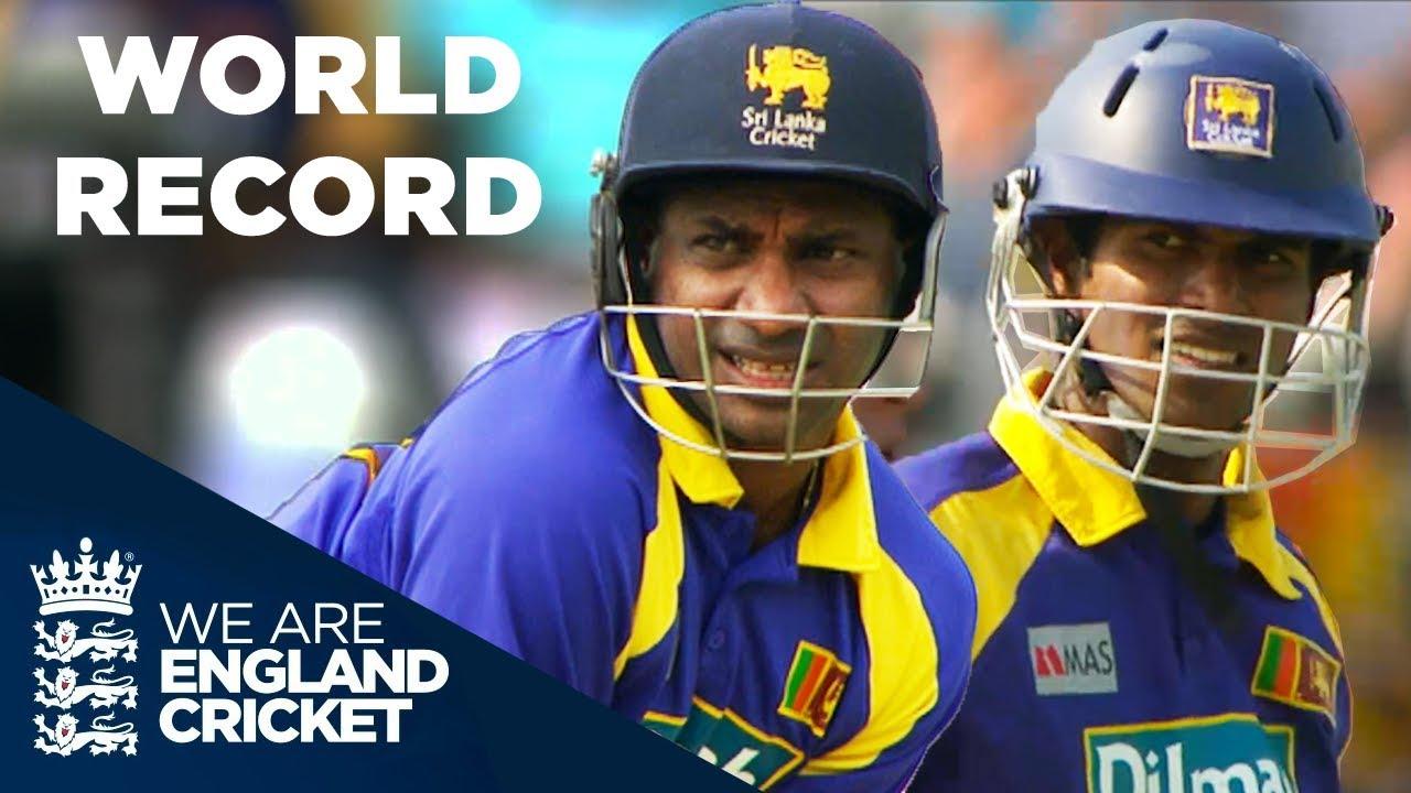 Download Jayasuriya and Tharanga Break World Record For Opening Partnerships | ODI 2006 - Highlights