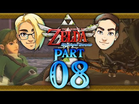 Lets Race: The Legend of Zelda: Skyward Sword Hero Mode Part 8   Lanayru Mining Facility