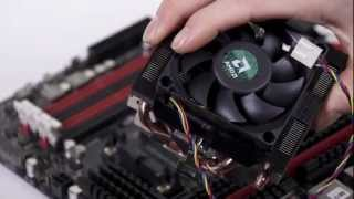 Install an AMD CPU Processor in About 2 Minutes