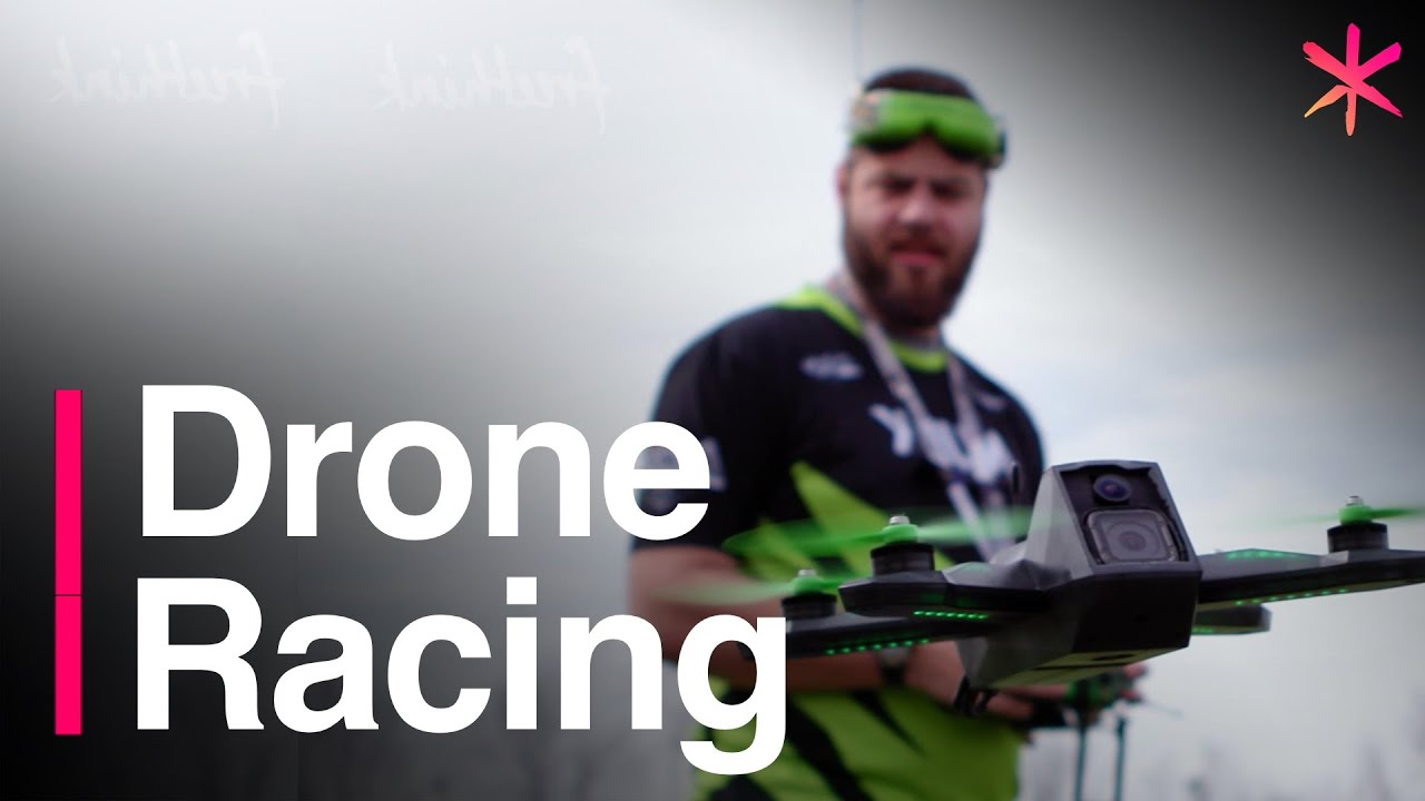 Drone racers are a thing and they're amazing | Freethink