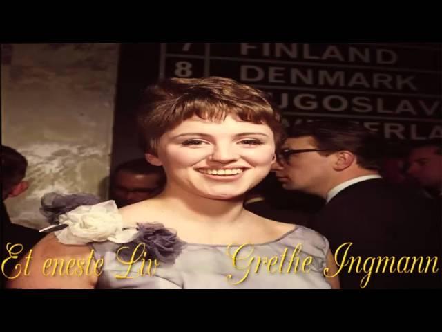 Grethe Ingmann   Et eneste liv