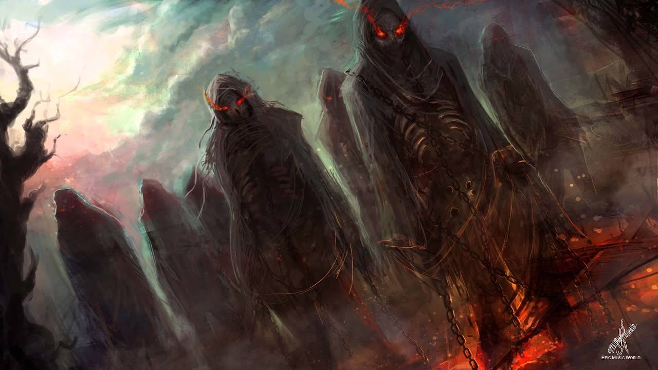 Seu Deus Está Morto! - As Desventuras entre o Cavaleiro da Morte e o Juiz do Inferno Maxresdefault