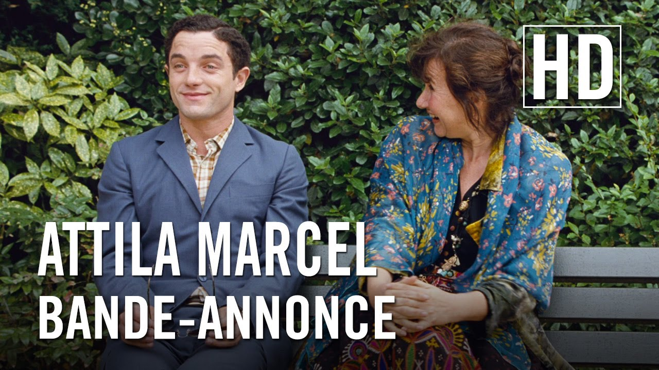 Attila Marcel - Bande annonce officielle