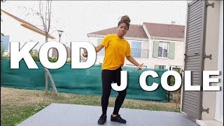 KOD - J COLE choreography by Mikey DellaVella
