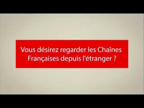 Regarder la télévision françaises depuis l'étranger replay ou direct