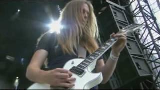 Скачать Carcass Heartwork Live Wacken 2008 OFICIAL