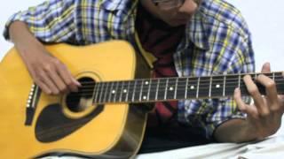 [Solo guitar]Ngày buồn nhất - Hopo