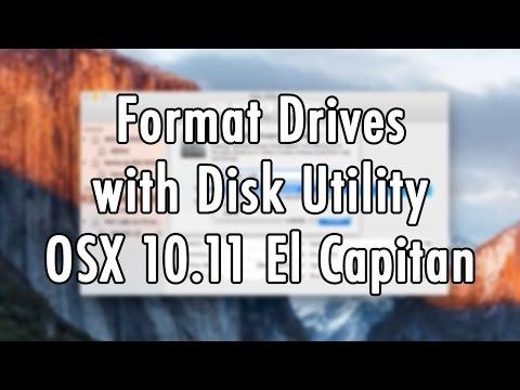 Mac OS X (10.11 El Capitan)
