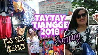 TAYTAY TIANGGE SHOPPING 2018  (CLUB MANILA EAST) | Plus Size Dress
