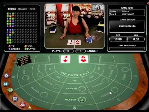 Baccarat dragon bet what are the different colors of poker chips worth