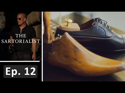 Milan: Tailor & Shoemaker | Ep. 12 | The Sartorialist For AOL On