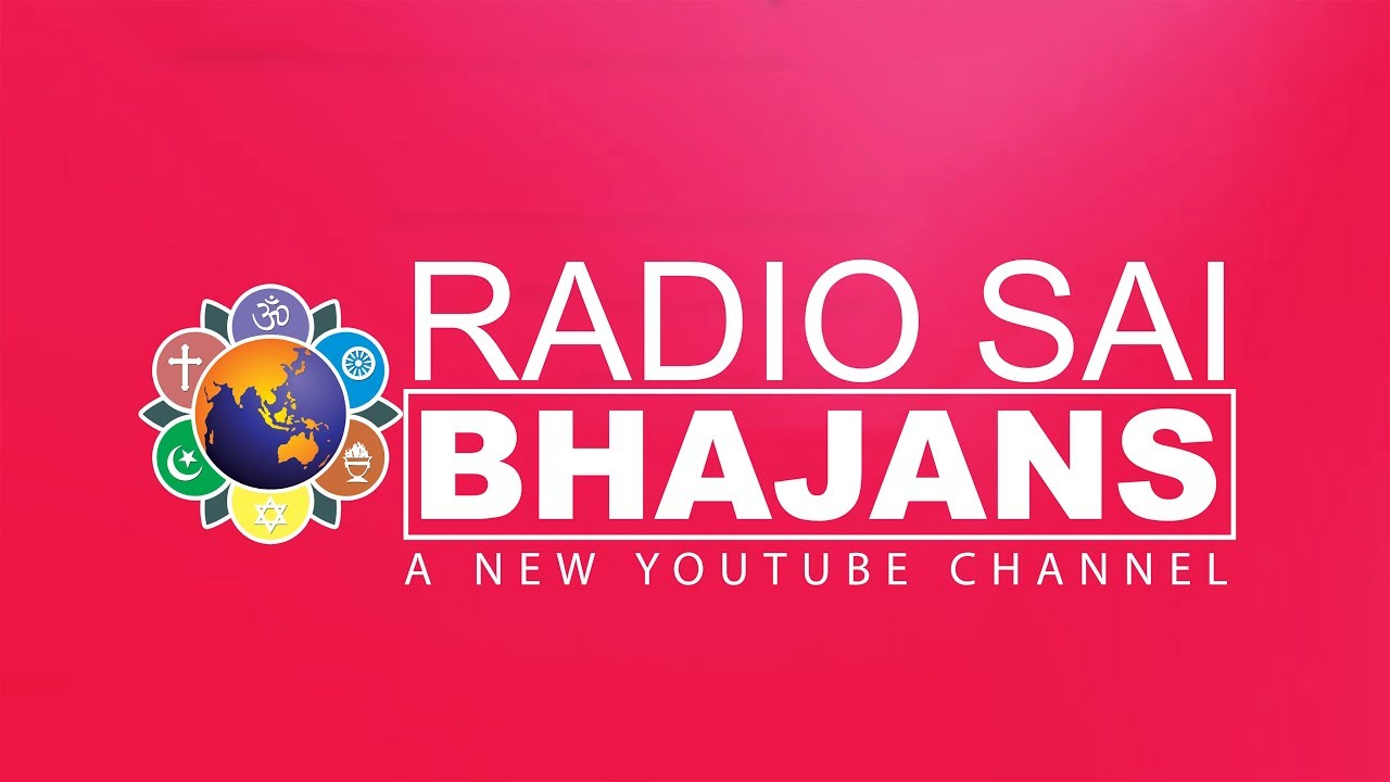Radio Sai Bhajans - A New Sai Bhajans Youtube Channel Launching on  Shivaratri Day