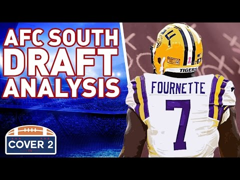 AFC SOUTH DRAFT ANALYSIS | NFL NEWS