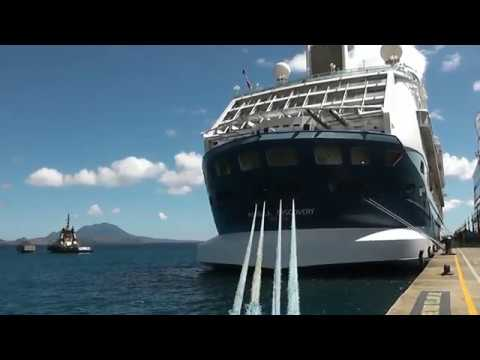 Marella Discovery Paradise Islands St Kitts and Nevis visit.