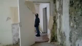 Печорская КЭЧ   Пятиэтажная заброшка изнутри
