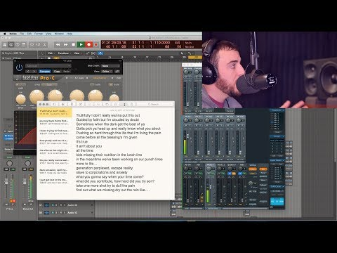 Recording Like A Pro - Hip Hop Vocals