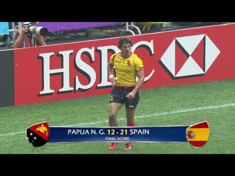 HIGHLIGHTS: Spain qualify for World Rugby Sevens Series