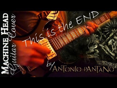 "THIS IS THE END ""Machine Head"" Guitar Cover W/TABs (Full Performance Video - HD)"