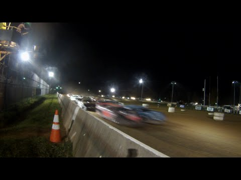 RUSH Crate Late Model Feature | Track Side Camera | McKean County Raceway | 10.10.14