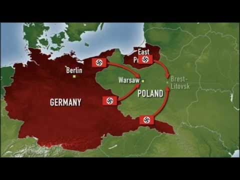 WWII in Colour: Invasion of Poland