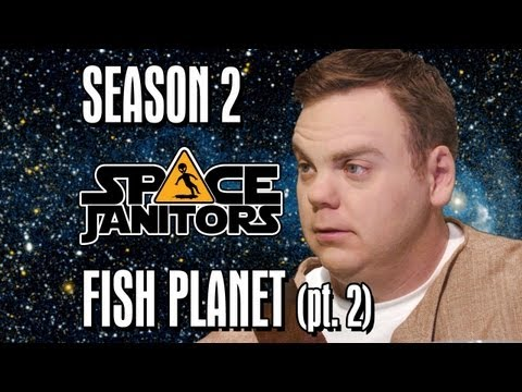 Fish Planet (pt. 2) - Space Janitors Season 2 Ep. 8