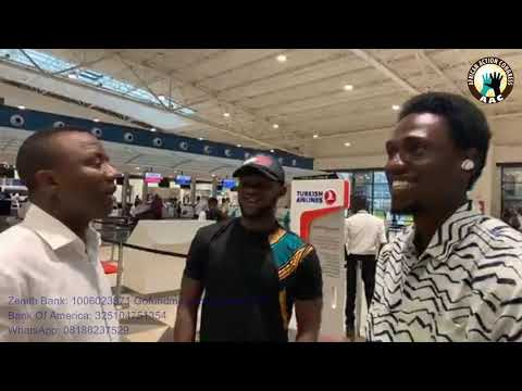 LIVE: Omoyele Sowore Departure and Arrival to Lagos  #TakeItBack #AACParty #SOWORERUFAI2019