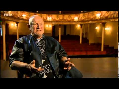 Steven Berkoff  with South East Today