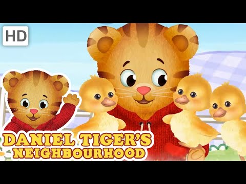 Daniel Tiger - Daniel Waits for Show and Tell (HD - Full Episode)