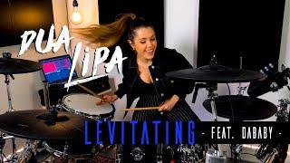 Dua Lipa - Levitating (Feat. DaBaby) | DRUM COVER Domino Santantonio
