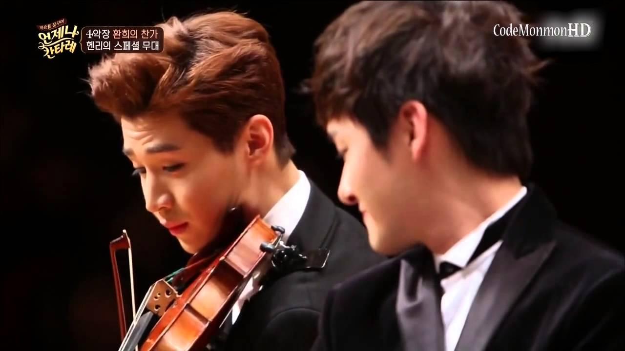 V Is For Violin Henry(Super Junior) &a...